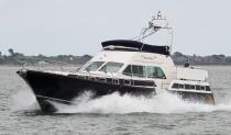Aquastar 45 Aft Cabin